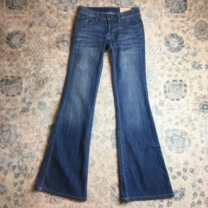 Siwy Denim Flare Jeans Size 24 excellent Condition